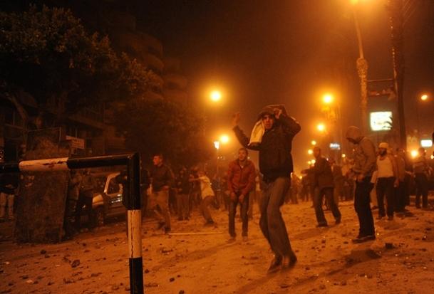 Mısır'da referandum protestosu