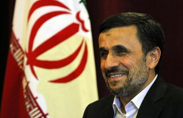 Mısır'ıziyaret eden ilk İran Cumhurbaşkanı