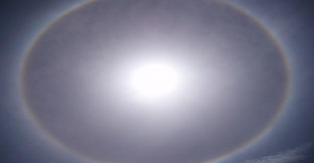 Muğla'da Güneş Köpekleri şaşırttı