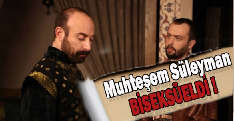 Muhteşem Süleyman meğerse..