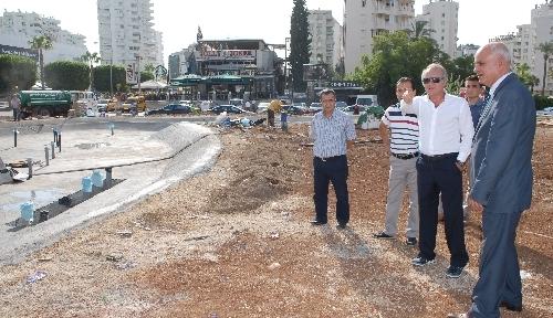 Muratpaşa'ya yeni yaşam merkezi