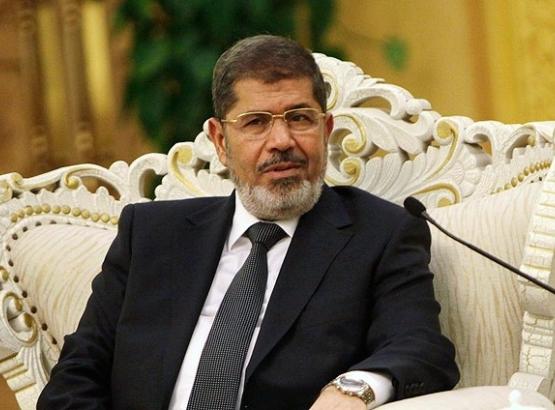 Mursi Başsavcı Mahmud'u görevden aldı