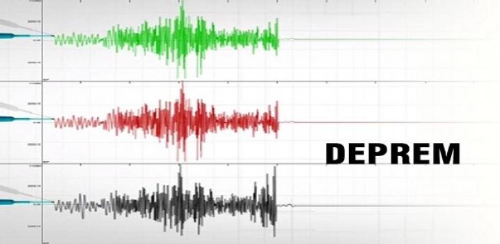 Muş'ta 5,1 Büyüklüğünde Deprem