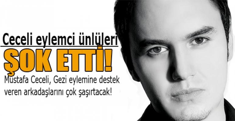 Mustafa Ceceli şok etti!