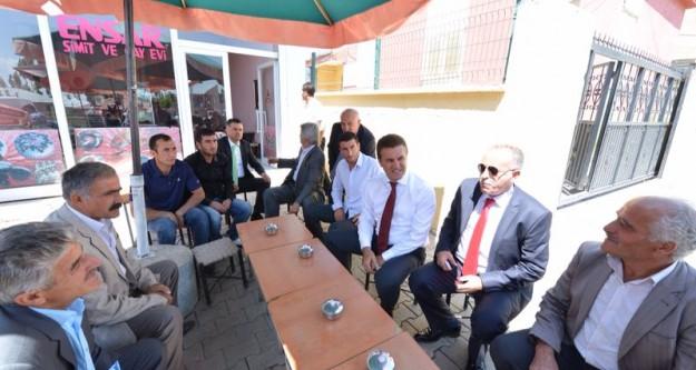 Mustafa Sarıgül'ün Van ve Hakkari ziyareti!