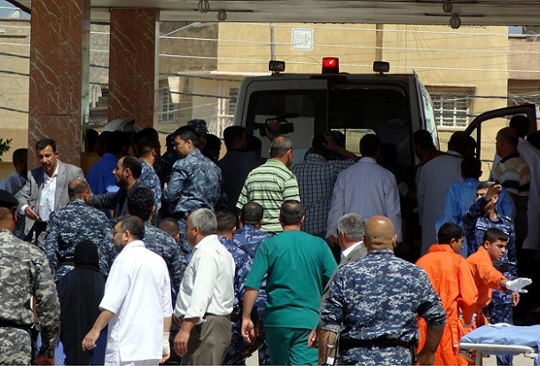 Musul'da çatışma: 14 ölü