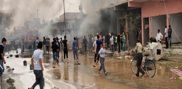 Musul'da İntihar Saldırısı