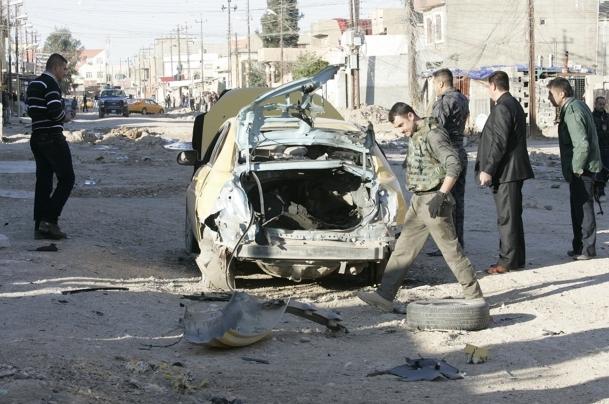 Musul'da istihbarat müdür yardımcısı öldürüldü