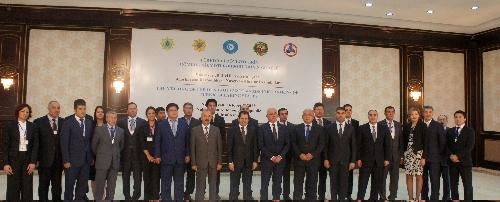 Nahçıvan'da Türk Dili Konuşan Ülkelerin Gümrük İdaresi Toplantısı yapıldı