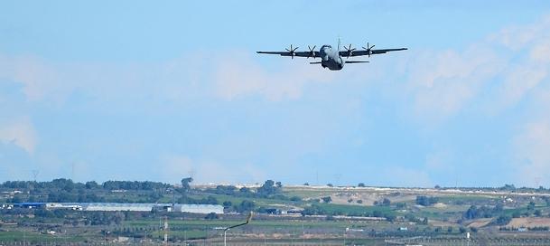 NATO Hava Kuvvetleri İzmir'e veda ediyor