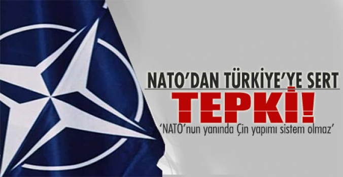 'NATO sert tepkisini Türkiye'ye gösterdi..