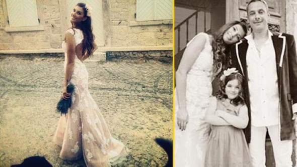 Neslihan Demir evlendi!