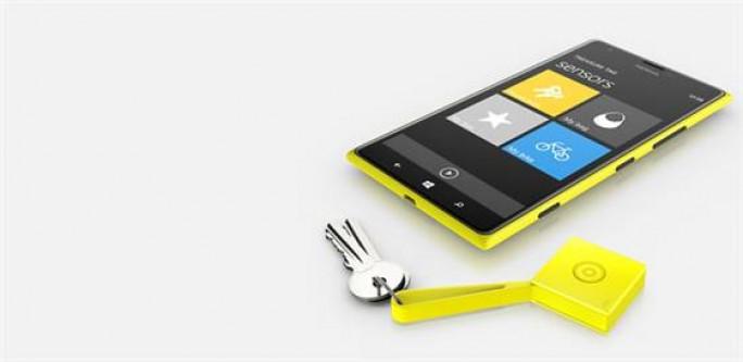 Nokia'dan anahtar bulan tasarım!