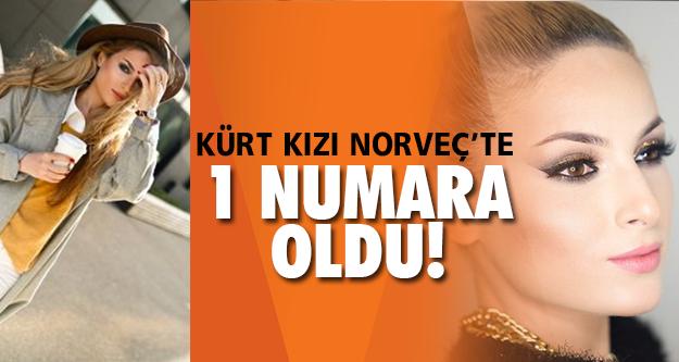Norveç'i sallayan Kürt kızı!