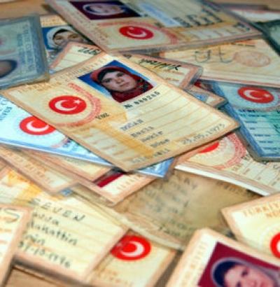 Nüfus cüzdanı tarih oluyor...
