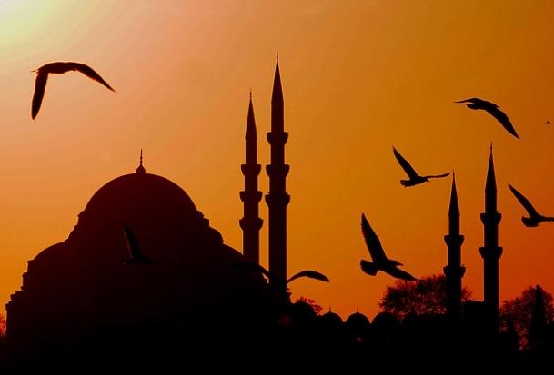 Nüfusa göre en az cami İstanbul'da