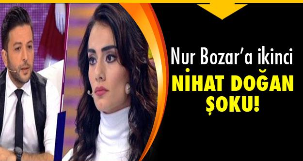 Nur Bozar'a büyük şok!
