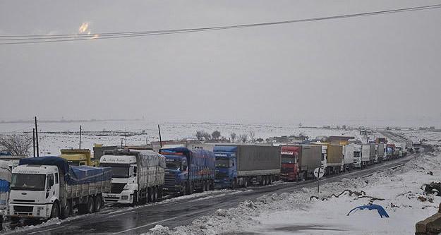 Nusaybin-Cizre karayolu trafiğe tamamen açıldı