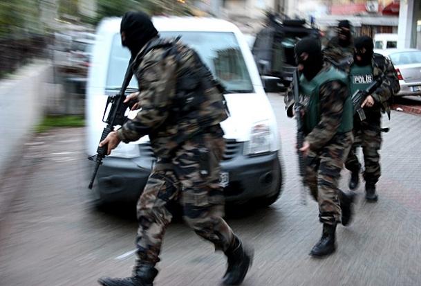 Nusaybin'de örgüt yöneticisi öldürüldü