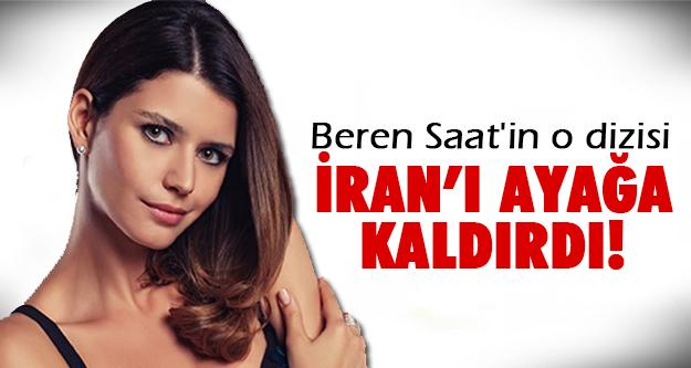 O dizi İran'ı karıştırdı!