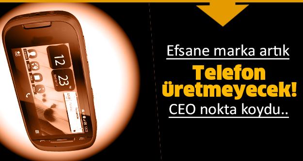 Efsane Nokia ismi tarih oldu!