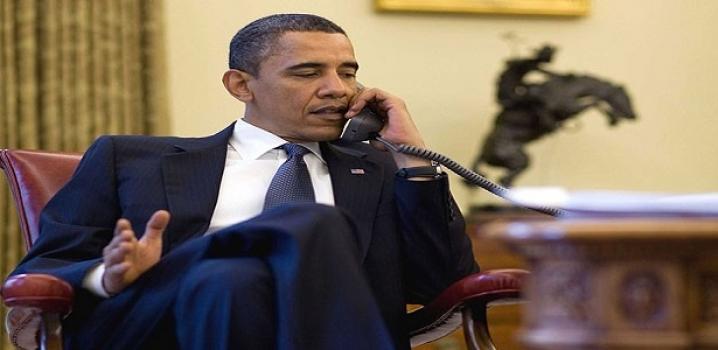 Obama'dan Suriye diplomasisi
