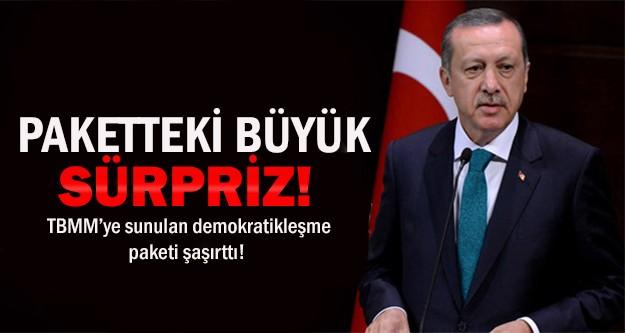 Öcalan ve PKK'lılar parti üyesi olabilir