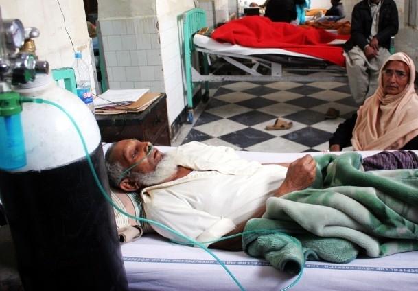 Öksürük şurubundan 36 kişi ölü