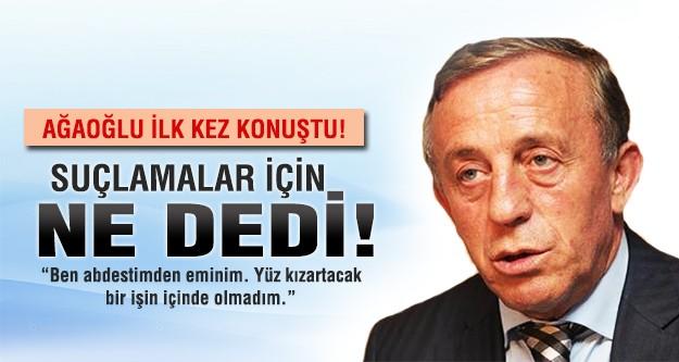 Operasyon sonrası Ağaoğlu ilk defa konuştu!