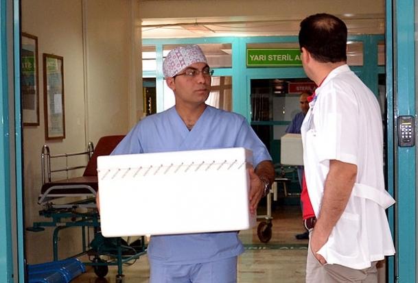 Organ bekleyen hasta sayısı artıyor