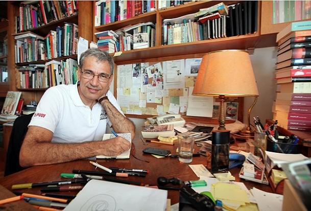 Orhan Pamuk aday listede