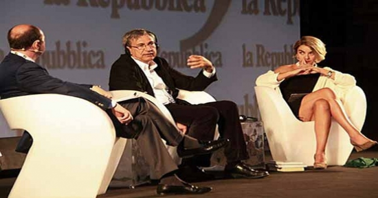 Orhan Pamuk: Ülkem için endişeliyim