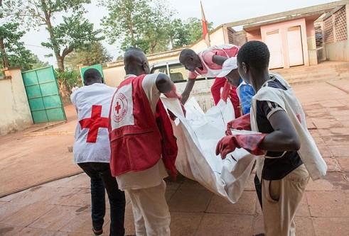 Orta Afrika Cumhuriyeti'nde çatışma:14 ölü