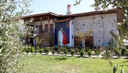 Osman Hamdi Bey Konağı'na turist ilgisi
