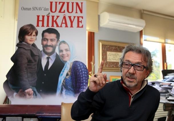 """Osman Sınav """"Uzun Hikaye""""sini anlattı"""
