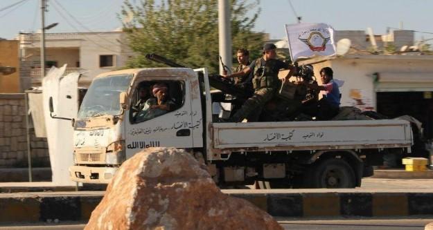 ÖSO askeri konvoya saldırdı