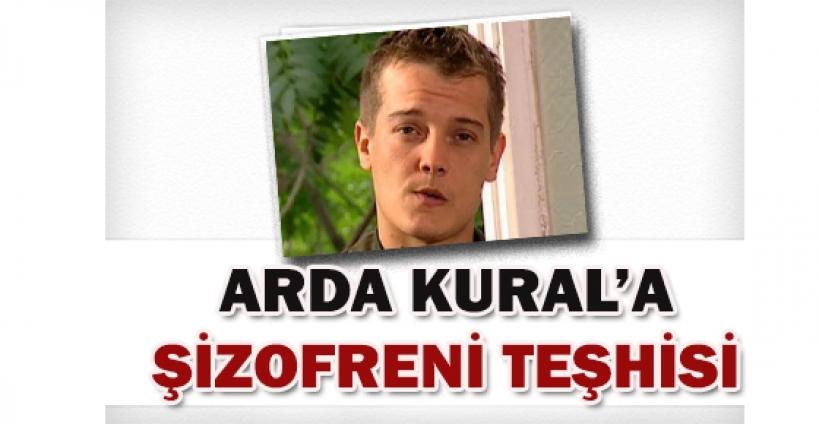 Oyuncu Arda Kural'a Şizofreni Teşhisi!