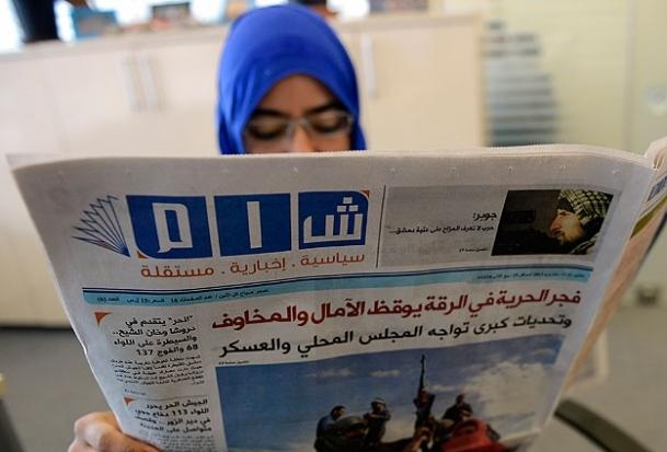''Özgür Basın'' muhaliflerin sesi oldu