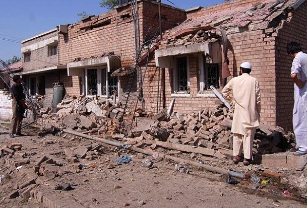 Pakistan'da ABD hava saldırısı