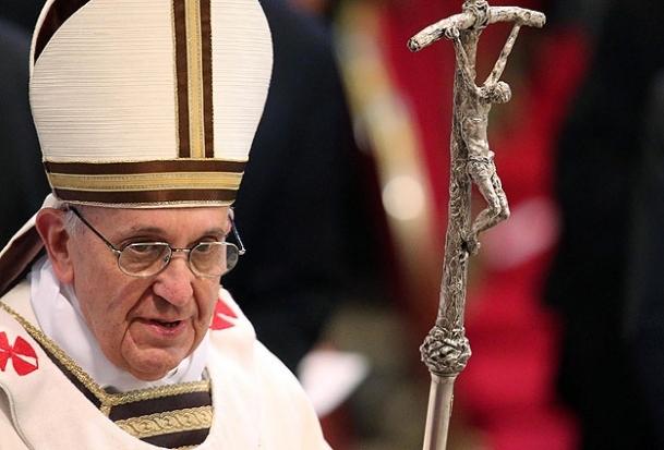 Papa Franciscus ''Roma Piskoposu'' oldu