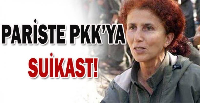 Paris'te PKK'ya suikast