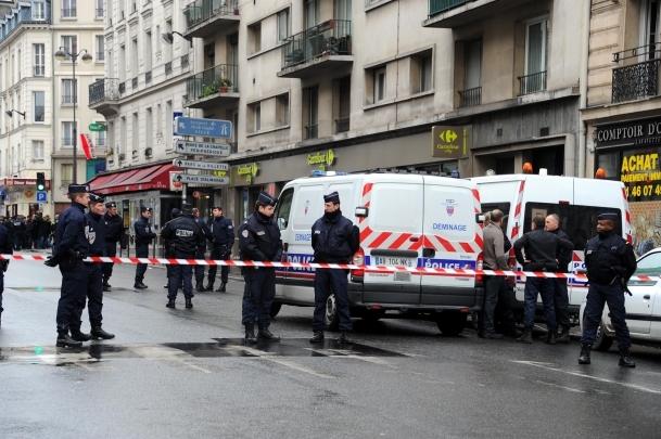 Paris'teki cinayetlere soruşturma
