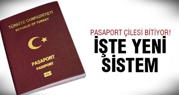 Pasaport sıraları bitiyor!