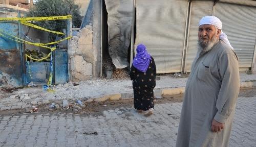 Patlamanın yol açtığı yıkım vatandaşları tedirgin etti