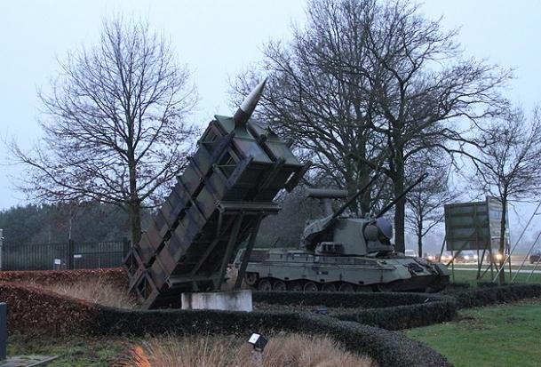 Patriotlar Hollanda'dan yola çıktı