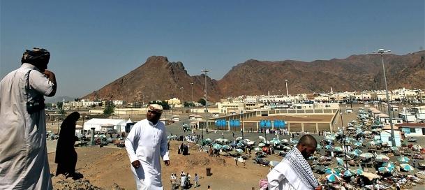 Peygamber şehri Medine
