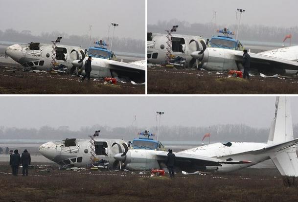 Pilota göre kazanın nedeni sis