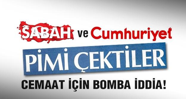 Pimi Sabah ve Cumhuriyet mi çekti!Bomba iddialar..