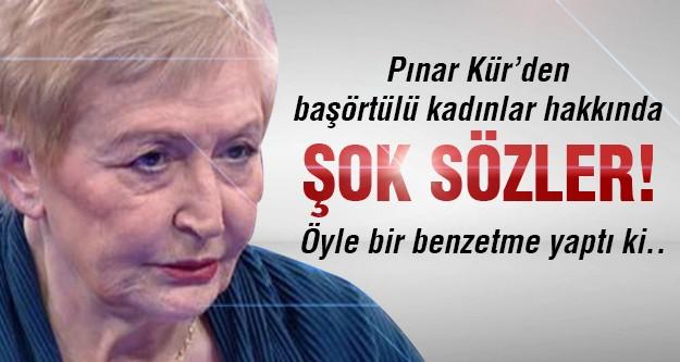 Pınar Kür canlı yayında olay yaratacak sözler söyledi!
