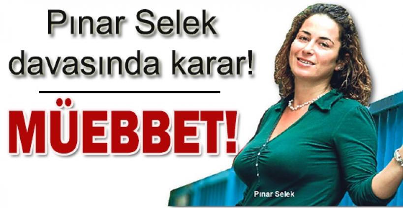 Pınar Selek davasında karar